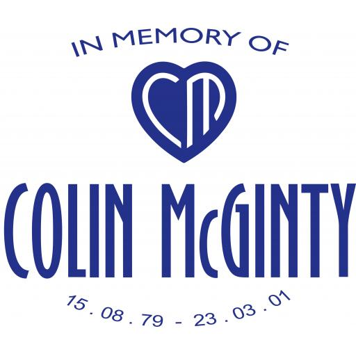 In memory of Colin Mcginty