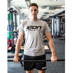 Icon Athletic Mens Performance T silver melange.jpg