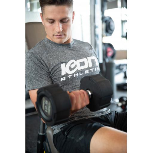 ICON Athletic Men's Performance T-Shirt - 2 for 1