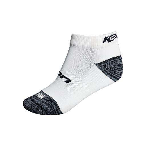 Icon PRO Performance Dri-Tec White Ankle Socks