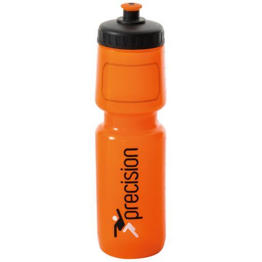 Precision Water Bottle 750ml (Orange) x 5
