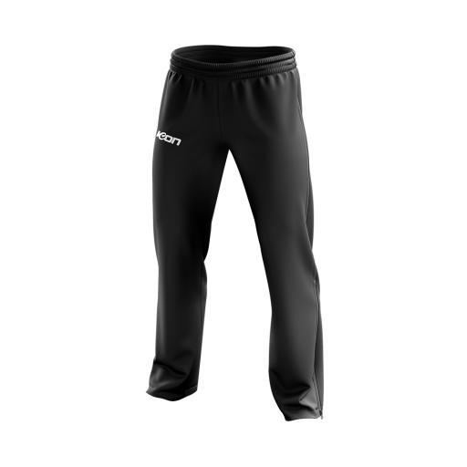 ICON CLUB T20 Cricket Trousers (Black)