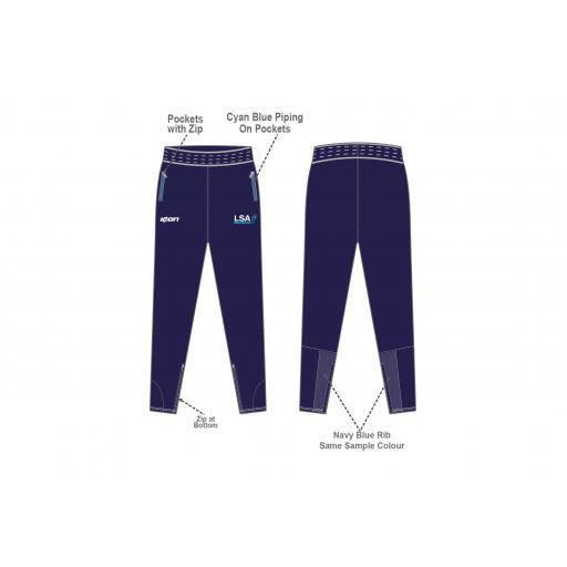 LSA Track Pants - Wholesale