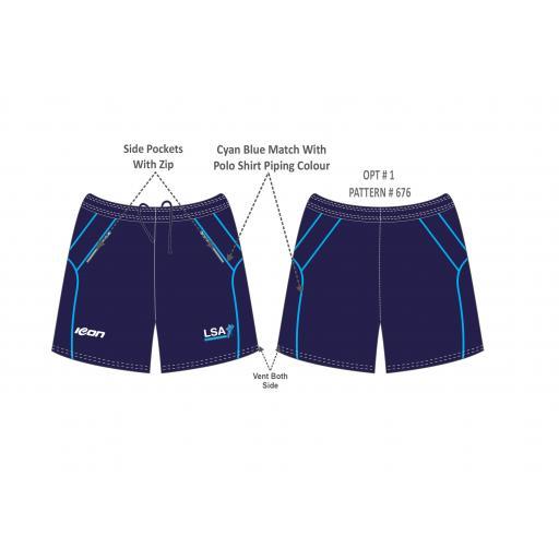 LSA Shorts - Wholesale