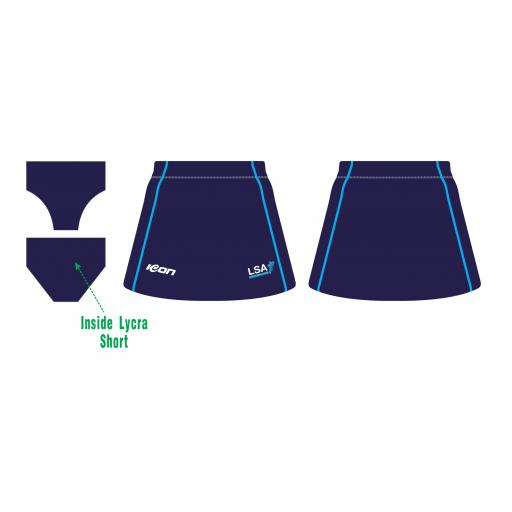 LSA Skort - Wholesale