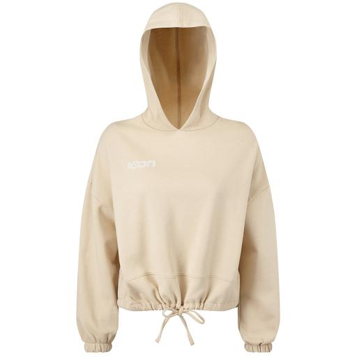 ICON Women's Cropped Oversized Hoodie