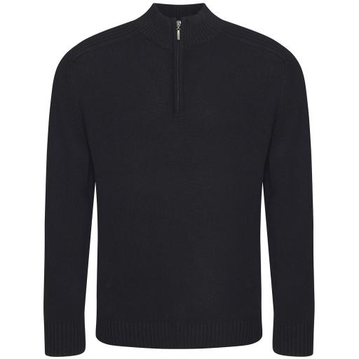 Icon ECO Unisex 1/4 Zip Regan Sweatshirt