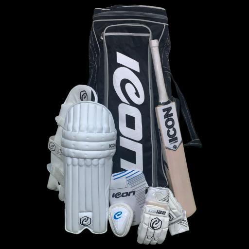 ICON - Junior DS122 LE Cricket Bundle